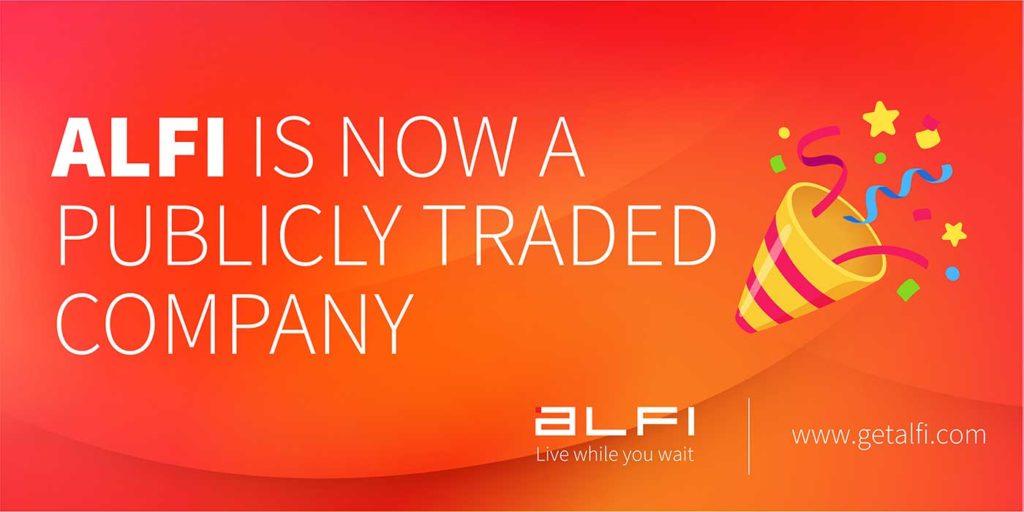 Alfi IPO - $ALF