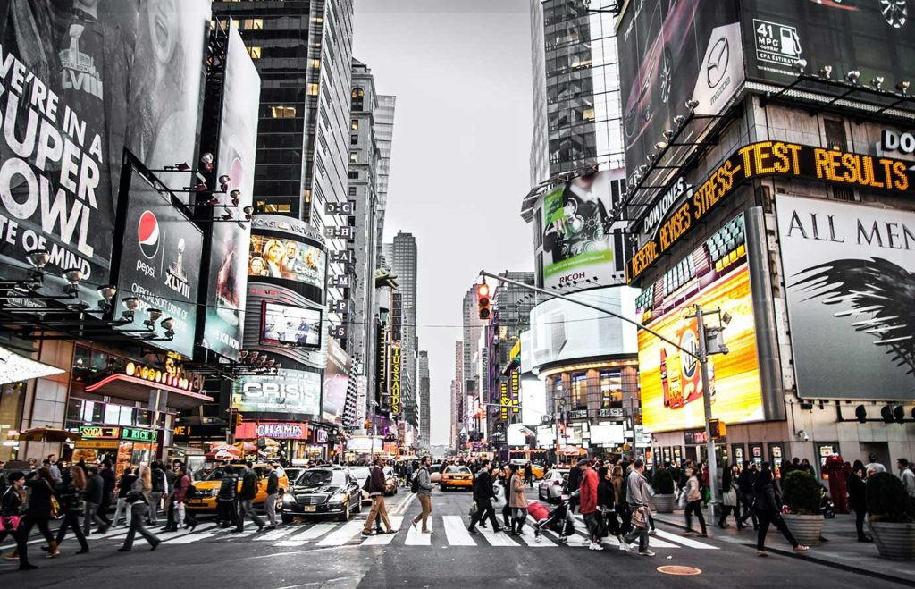 DOOH advertising growth in 2021