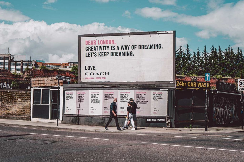 outdoor advertising that works