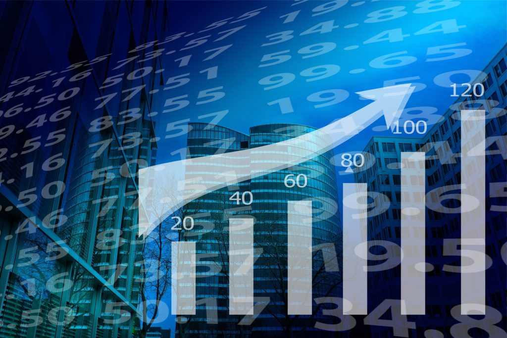 digital financial growth image